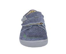 Barefoot Beda Barefoot Denis - nízké boty šedá podrážka bosá