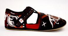 Ef barefoot papučky 385 T-REX - otevřené