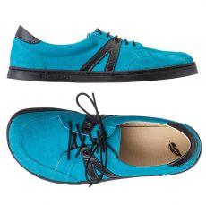 Barefoot Peerko 2.0 kožené boty - STREET Azure bosá