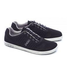 Barefoot topánky ZAQQ CROQET Black | 45