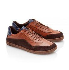 Barefoot topánky ZAQQ QAMPION Brown | 46