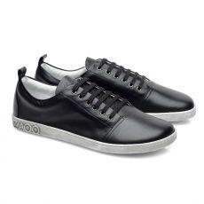 Barefoot topánky ZAQQ TAQQ nappa Black | 42