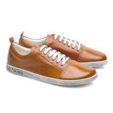 Barefoot topánky ZAQQ TAQQ nappa Brown | 39