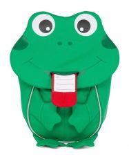Batôžtek pre najmenších Affenzahn Finn Frog small green
