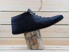 Celoročné topánky - Bosé Pegresky pre dospelých - čierna | 38, 40, 46