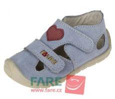 FARE BARE detské sandále 5061203   20, 21