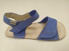 OKBARE barefoot sandálky Mirrisa D203 G modrá
