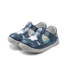 Sandálky Little blue lamb Port navy | 20, 21