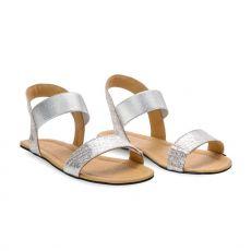 Sandálky ZAQQ SLIQ Silver | 40
