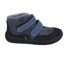 JONAP barefoot topánky BELLA M modrá SLIM   23, 24, 25, 26, 30