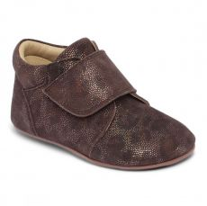 Barefoot topánky Bundgaard Tannu Brown leo | 21, 22
