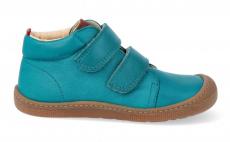 Barefoot celoročné topánky KOEL4kids - DON turquoise   21, 22, 23, 24, 25, 26, 27, 28, 29, 30, 31