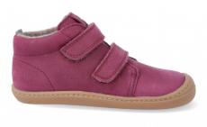 Barefoot zateplené topánky KOEL4kids - BOB bordo   21, 22, 23, 24, 25, 26, 27, 28