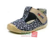FARE BARE detské sandále 5062203A   20, 21