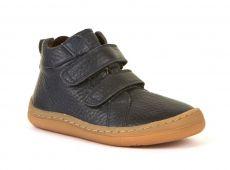 Froddo barefoot členkové topánky blue