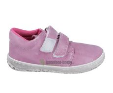 JONAP barefoot B1MV ružová púdrová SLIM   22, 23, 24