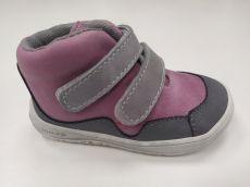 JONAP barefoot topánky BELLA M ružová SLIM   23, 28, 29