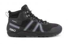 Barefoot topánky XERO SHOES Xcursion Fusion Black Titanium W   40