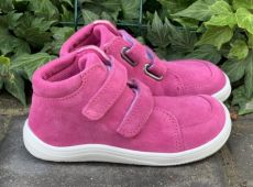 Baby bare shoes Febo Fall Fuchsia