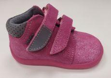 Béda Barefoot Janette 02 - celoročné topánky s membránou   20, 21, 22, 23, 24, 25, 26, 27, 28, 29, 30, 33, 34, 35