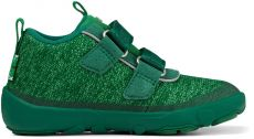 Detské barefoot topánky Affenzahn Happy Smile Knit Lowboot-Frog | 23, 24, 25, 26, 27