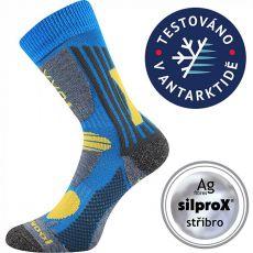 Detské ponožky VOXX - Vision - modrá | 30-34, 35-38