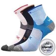 Detské ponožky VOXX - Maxterik silproX - chlapec | 25-29, 30-34, 35-38