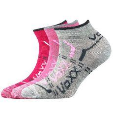Detské ponožky VOXX - Rexík 01 - dievča | 20-24, 30-34, 35-38