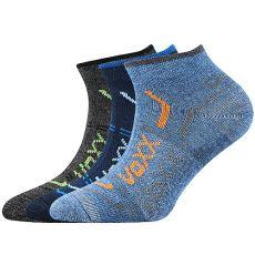 Detské ponožky VOXX - Rexík 01 - chlapec | 20-24, 25-29, 30-34, 35-38
