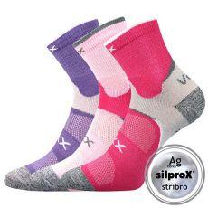 Detské ponožky VOXX - Maxterik silproX - dievča | 20-24, 30-34, 35-38