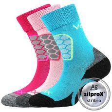 Detské ponožky VOXX - Solaxik - dievča | 20-24, 25-29, 30-34, 35-38