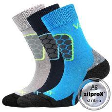 Detské ponožky VOXX - Solaxik - chlapec | 25-29, 30-34, 35-38