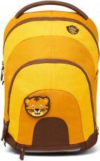 Detský multifunkčný batoh Affenzahn Daydreamer Tiger - yellow