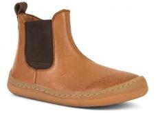 Froddo barefoot topánky chelsea cognag | 26, 27, 28, 29, 32, 33, 34, 35