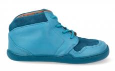 Členkové celoročné topánky bLIFESTYLE - pangolin lace tyrkys | 21, 23, 24, 25