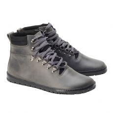 Kožené topánky ZAQQ EXPEQ wide Grey Waterproof | 37, 39, 40, 43