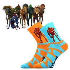 Ponožky Lichožrouti - Rezek | 27-32, 33-38