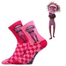 Ponožky Lichožrouti - Žiletka | 27-32, 33-38, 39-42