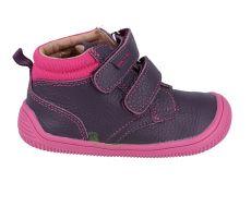 Protetika celoročné členkové topánky Fox purple   21, 23, 24, 25, 26, 27, 28, 30, 32, 33, 34, 35