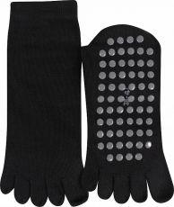 Prstové ponožky Prstan 06 - čierna | 36-41, 42-46