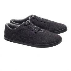 Vlnené topánky ZAQQ LIQE dark grey | 42