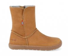 Barefoot zimné čižmy KOEL4kids - Bernardo - miel   36, 39, 40, 41
