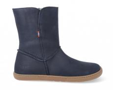 Barefoot zimné čižmy KOEL4kids - Bernardo - navy   37, 38, 39, 40, 41