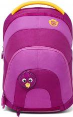 Detský multifunkčný batoh Affenzahn Daydreamer Bird - purple