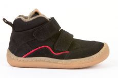 Froddo barefoot zimné členkové topánky black | 23, 24, 25, 26, 27, 37, 38, 39, 40