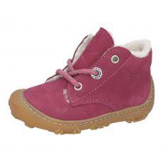 Zimné barefoot topánky RICOSTA Colin fuchsia W 15311-364 | 20, 21, 22, 23, 24
