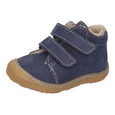 Zimné barefoot topánky RICOSTA Crusty M see 12236-172 | 20, 21, 22, 23, 24, 25, 26