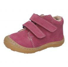 Zimné barefoot topánky RICOSTA Chrust M fuchsia 12236-362 | 20, 22, 23, 24, 25, 26