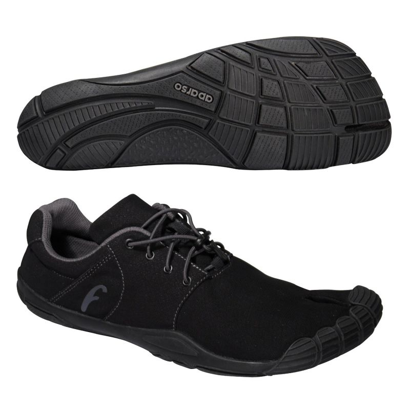 Barefoot Freet Leap - black/charcoal bosá