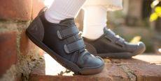 Barefoot Plae Roan Leather Black bosá
